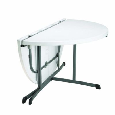 Round Folding Table Great For Indoor U0026 Outdoor Gatherings